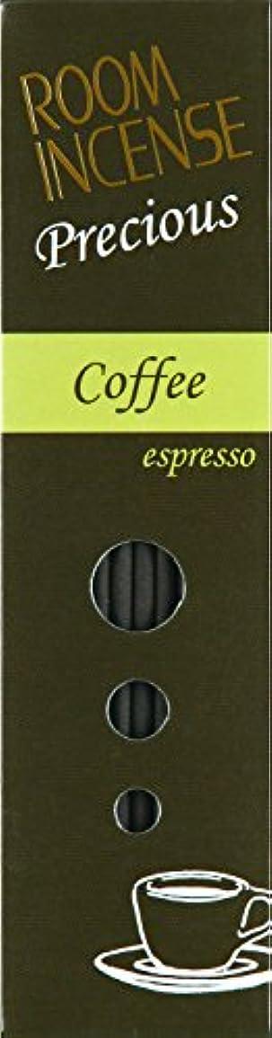 箱中央値授業料玉初堂のお香 ルームインセンス プレシャス Coffee espresso スティック型 #5516
