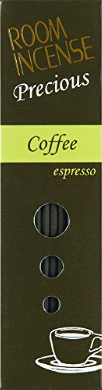 野心的整理する統合する玉初堂のお香 ルームインセンス プレシャス Coffee espresso スティック型 #5516