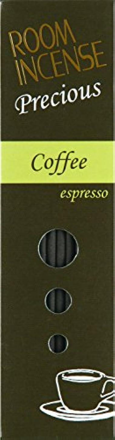メディアフォアタイプミサイル玉初堂のお香 ルームインセンス プレシャス Coffee espresso スティック型 #5516