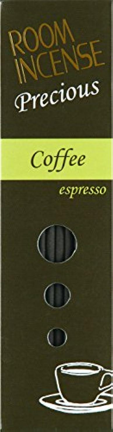 チャレンジ欲望バック玉初堂のお香 ルームインセンス プレシャス Coffee espresso スティック型 #5516