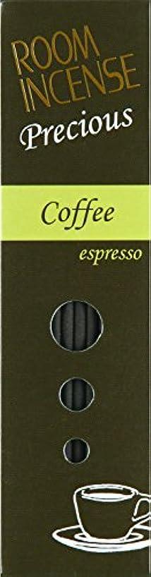 石灰岩ガジュマル狂う玉初堂のお香 ルームインセンス プレシャス Coffee espresso スティック型 #5516