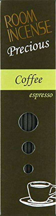 入手しますモスク小石玉初堂のお香 ルームインセンス プレシャス Coffee espresso スティック型 #5516