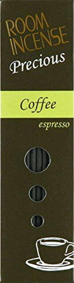 フロンティア嫌なダブル玉初堂のお香 ルームインセンス プレシャス Coffee espresso スティック型 #5516