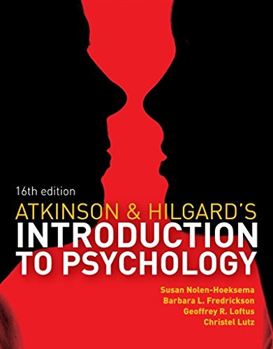Atkinson & Hilgard's Introduction to Psychology, 16eの詳細を見る