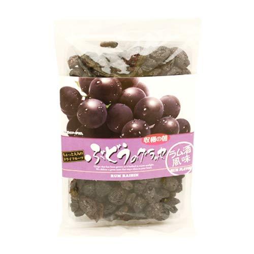 森田製菓 ぶどうのグラッセ ラム酒風味 250g 2コ入り
