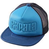 ラパラ(Rapala) キャップ シリコンエンボス メッシュ 58cm ブルー RC-188BL