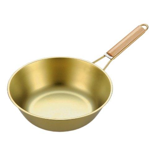 ホリエ チタンゴールドパン 24cm