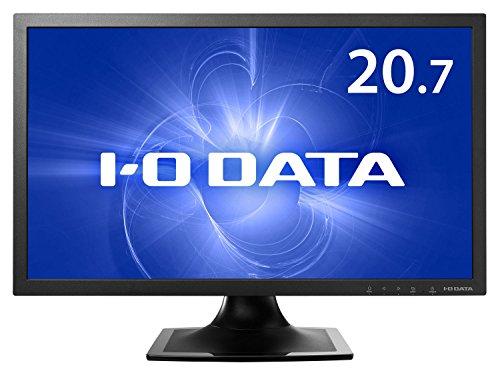 I-O DATA 20.7型ワイド液晶ディスプレイ (コンパクトサイズフルHD/HDMI搭載、ブルーリダクション機能搭載) EX-LD2071TB