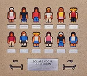 SQUARE VOCAL COLLECTIONS