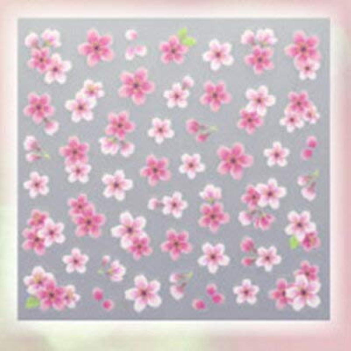 親指アソシエイトブリーフケースSHAREYDVA ネイルシール 桜 ピンク