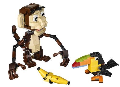 レゴ クリエイター・モンキー&バード 31019