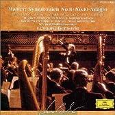 マーラー:交響曲第8&10番