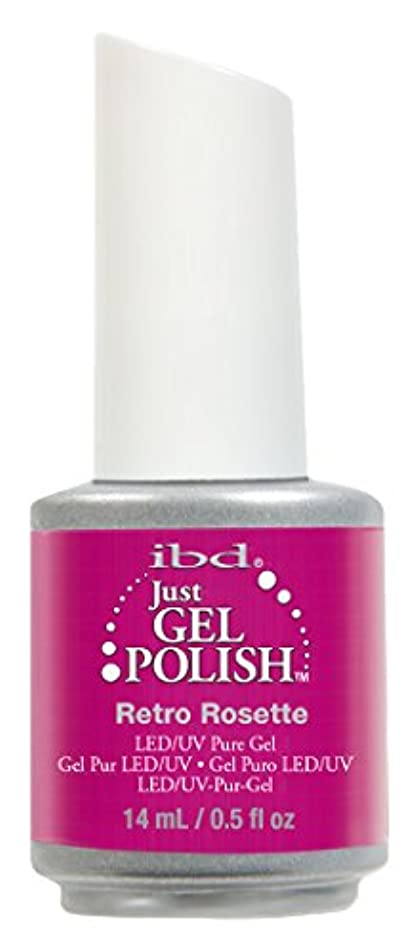 IBD Just Gel Polish - Retro Rosette - 0.5oz / 14ml