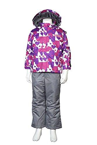 [해외]조이 라이드 JOYRIDE 주니어 어린이 원아 스키웨어 상하 세트 아동용 100cm * 110cm * 120cm (번호) JOT-5324 (컬러) PPL/JOYRIDE JOYRIDE JUNIOR KIDS · Kindergarten ski wear upper and lower set for children 100 cm · 110 cm · 120 cm (par...