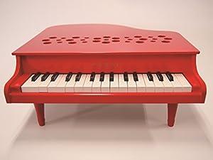 KAWAI ミニピアノP-32 レッド
