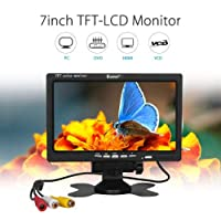 "FidgetGear EYOYO S720 1024x600 7"" Camera Field PC DVD Video LCD Monitor Display VGA AV HDMI"