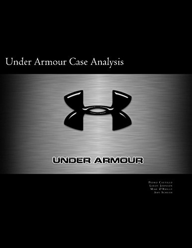Under Armour Case Analysis (En...