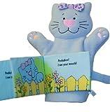 Peekaboo Kitty: A Hand Puppet Cloth Book