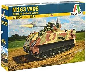 Amazon.co.jp: Italeri 1/35 - M163 VADS 6560: おもちゃ