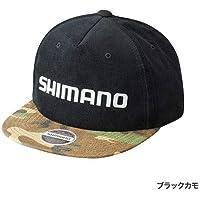 SHIMANO(シマノ) フラットブリムキャップ CA-091R