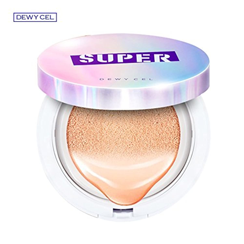 DEWYCEL Super Cover SUPERPLE Cushion 15g/perfect cover cushion/kbeauty (21 Light Beige)