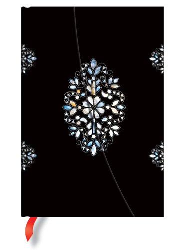 Paper Blanks Mirror Jewel: Lined, Mini Wrap (Jewelled Mini Wraps)
