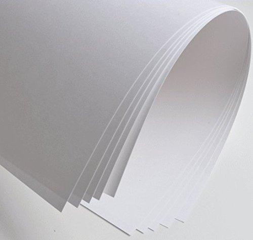 カルトナージュ ケント紙 A4サイズ 5枚セット 約21×30cm