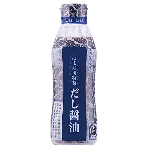 はま寿司 特製だし醤油 1本 [360ml] 密封ボトル 常温商品