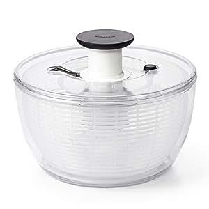 OXO サラダスピナー 野菜水切り器 大 丸型
