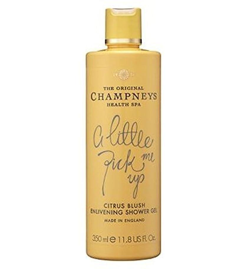 お互いジュース堤防Champneys Citrus Blush Enlivening Shower Gel 350Ml by Champneys