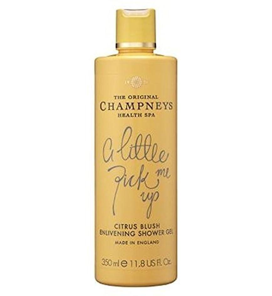発生器一時解雇する統合するChampneys Citrus Blush Enlivening Shower Gel 350Ml by Champneys