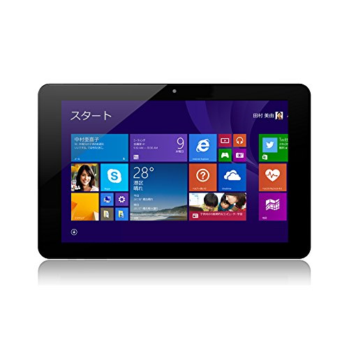 Tablet CLIDE9 2015  Atom Z3735F搭載 8.9インチ Windows8.1 SIMフリー 3G WSK3G081i