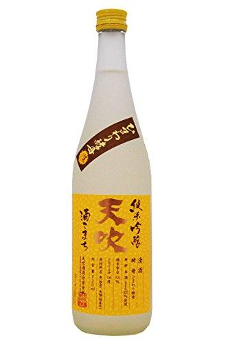 天吹(あまぶき) 純米吟醸 ひまわり酵母 生 720ml