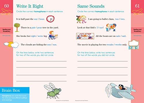 『Brain Quest Workbook Grade 2』の2枚目の画像