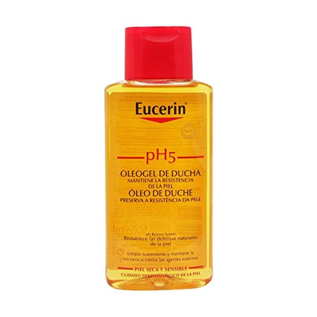 使い込む刈り取る広げるEucerin Ph5 Shower Oil 200ml [並行輸入品]