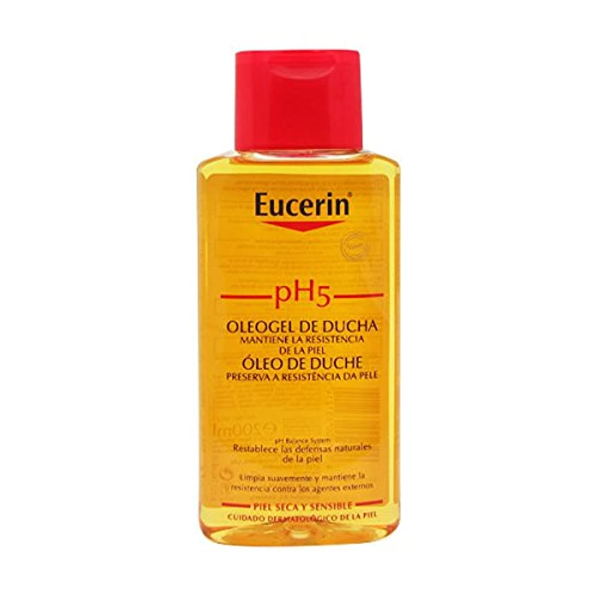 備品受益者同様にEucerin Ph5 Shower Oil 200ml [並行輸入品]