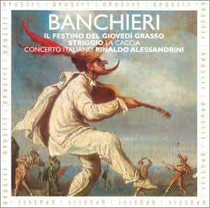 Banchieri/Striggio;Il Festi