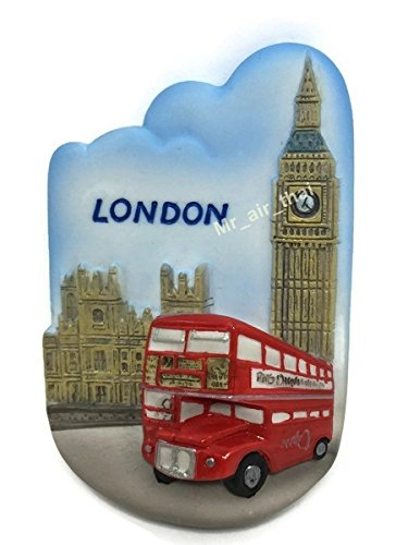 Red Bus and Big Ben London Sou...