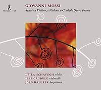 Mossi: Sonate a Violino E Violine