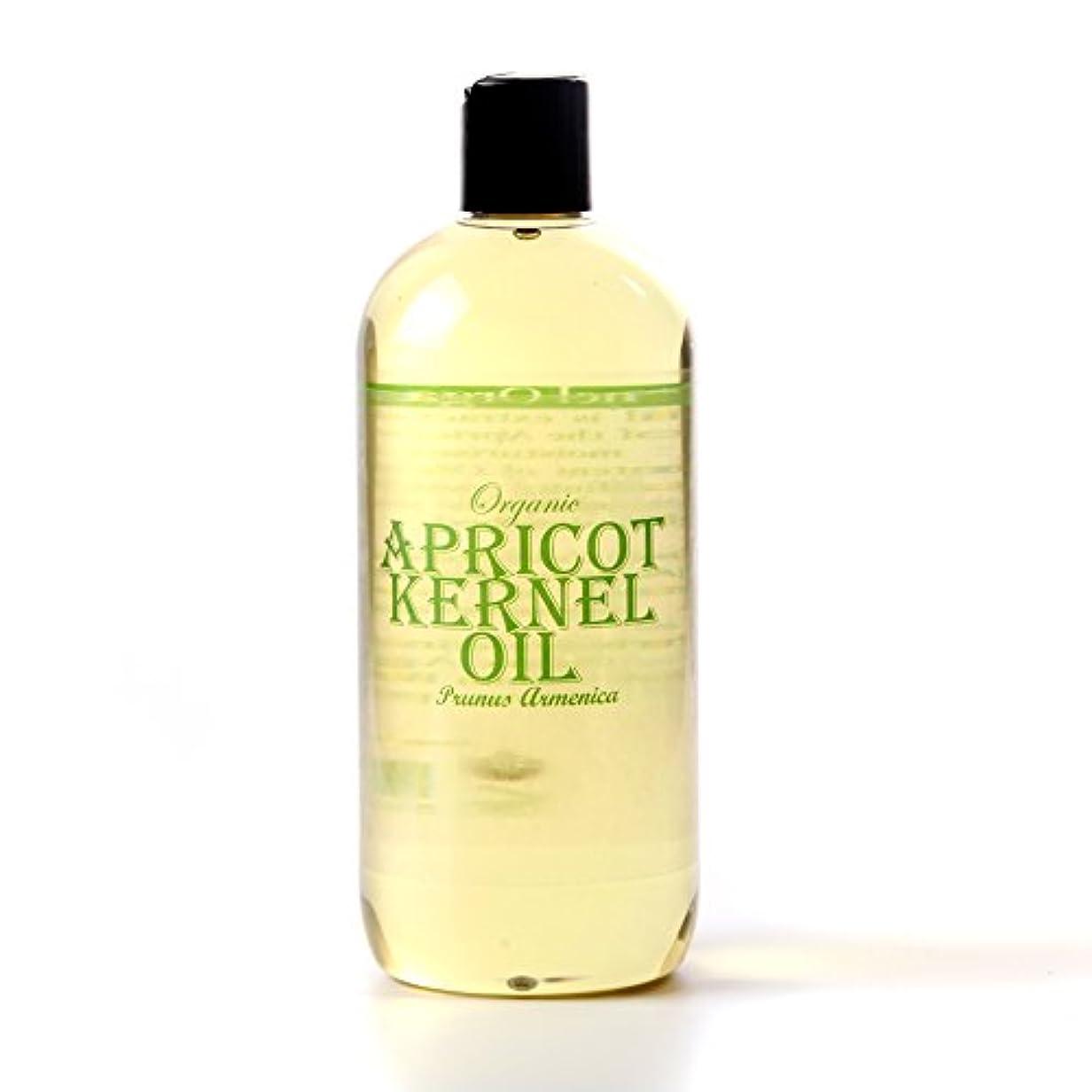 スパイ悪用複製するMystic Moments | Apricot Kernel Organic Carrier Oil - 500ml - 100% Pure