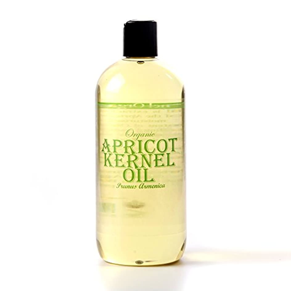 Mystic Moments | Apricot Kernel Organic Carrier Oil - 500ml - 100% Pure
