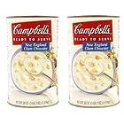 Campbell キャンベル クラムチャウダースープ 1.41kg×2缶セット