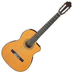 Jose Antonio ホセ アントニオ クラシックギター エレクトリックカッタウェイモデル FISHMANプリアンプ セダー単板トップ ローズウッドバック&サイド NO.7CE