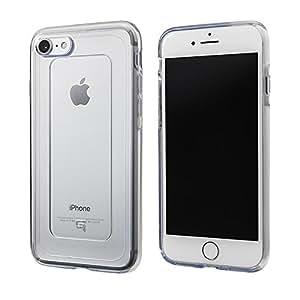 GEMS Hybrid Case for iPhone 7 / GRAMAS COLORS GEMS(ジェムズ) iPhone7用クリアケース (iPhone 7, Crystal Clear)カバー MIL SPEC(ミルスペック)シンプルで美しい耐衝撃ケース