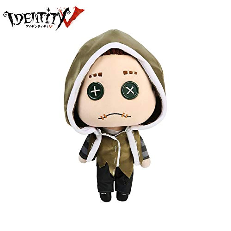 Identity V 第五人格 着せ替え ぬいぐるみ アイデンティティV 公式サイトグッズ おもちゃ コスプレ 小物 小道具 人形 プレゼント 萌えグッズ かわいい (傭兵 肘当がない)