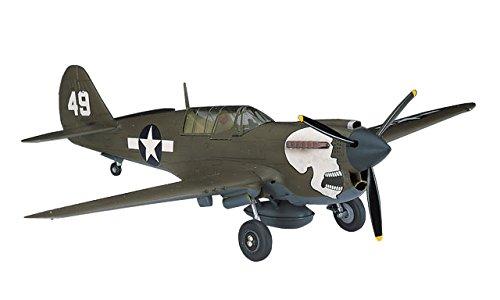 ハセガワ 1/72 アメリカ陸軍 P-40N ウォーホーク プラモデル A9