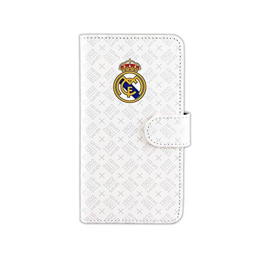 Real Madrid(レアルマドリード) iPhoneX 手帳型スマホカバー ケース RM32185
