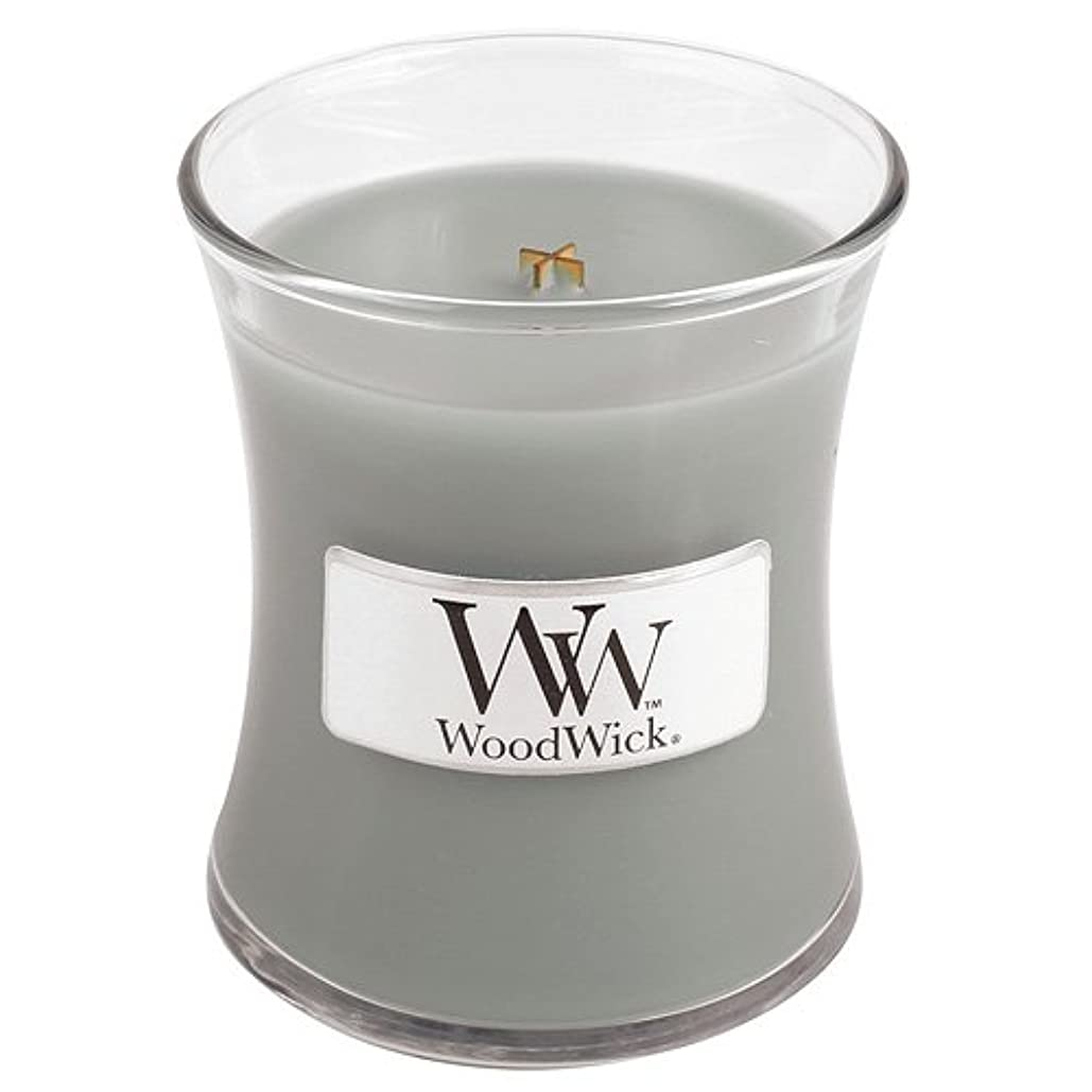夜中で家具Woodwick Mini Fireside Candle 3.4oz by WoodWick