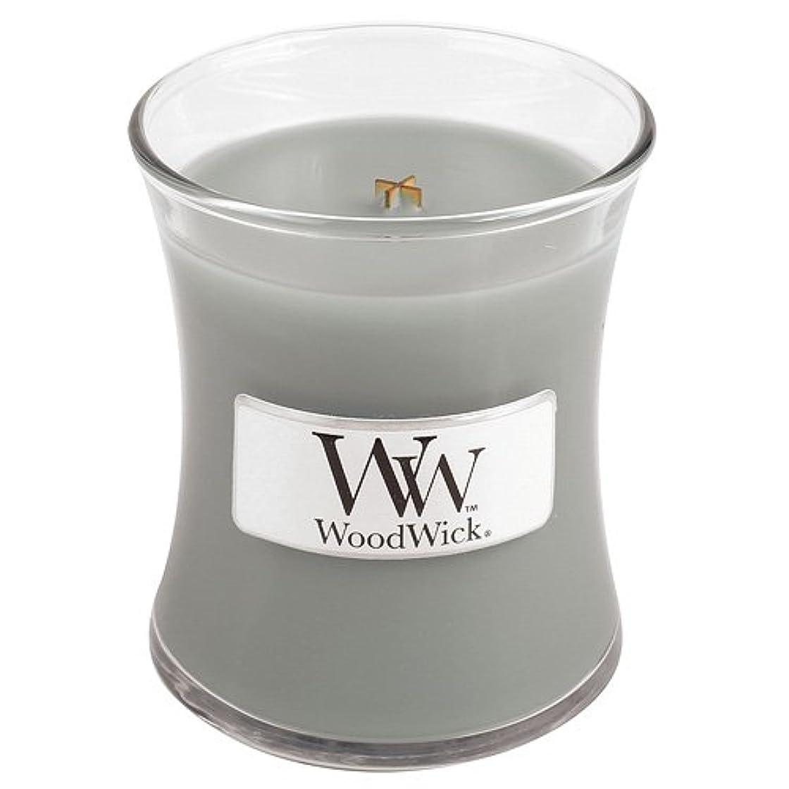 欠陥練習タイマーWoodwick Mini Fireside Candle 3.4oz by WoodWick