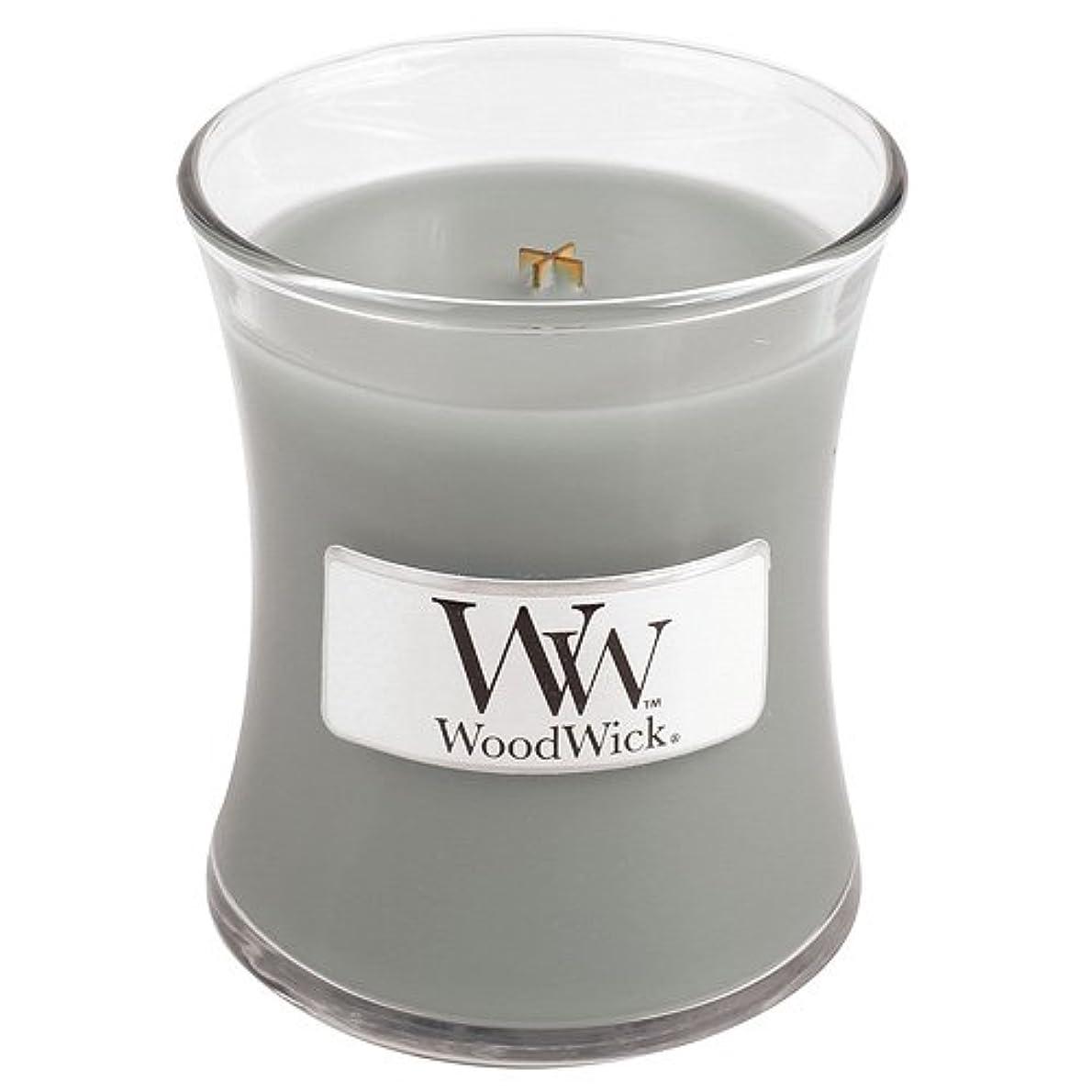 不毛の手入れ小間Woodwick Mini Fireside Candle 3.4oz by WoodWick